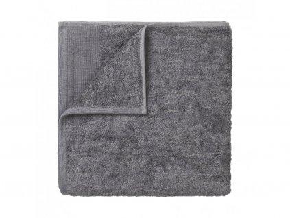 Ręcznik Gio Blomus ciemnoszary 70x140 cm