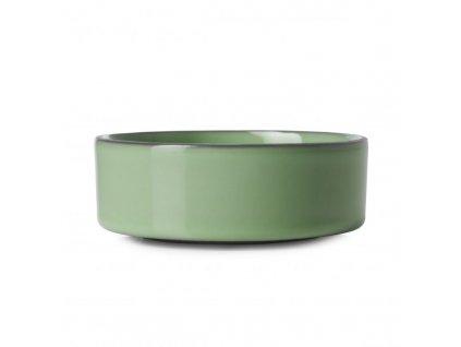Miska Caractere Revol zielony 8 cm