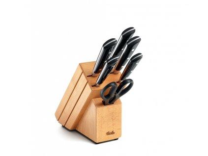 Zestaw noży w bloku Texas Fissler 7 szt.