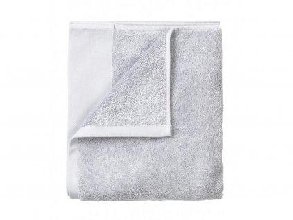 Zestaw ręczników Riva Blomus jasnoszary 30x30 cm 4 szt.