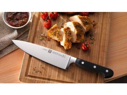 """Zestaw noży z nożem szefa kuchni 2-częściowy PROFESSIONAL """"S"""" ZWILLING"""
