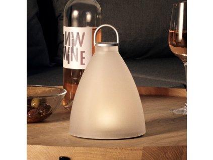 Solarna do zawieszenia lampa SunLight Bell Eva Solo