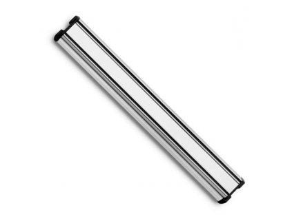 Listwa magnetyczna na noże 30 cm srebrna