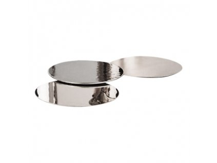 Aluminiowy kuty talerz / podkładka Ø 30 cm