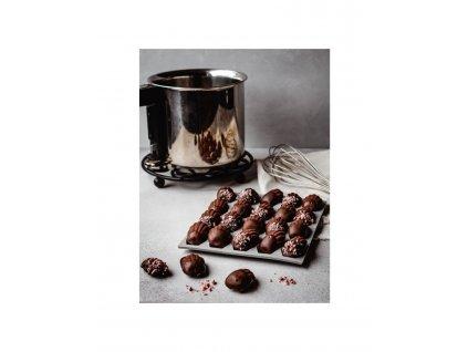 Garnek do gotowania mleka z podwójną ścianką 16 cm de Buyer