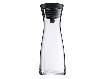 Set karafka dla wody Black Bassic 1,0 l + 2 szklanki WMF