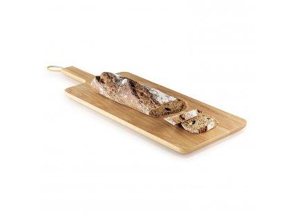 Deska drewniana do krojenia i podawania duża Nordic Kitchen