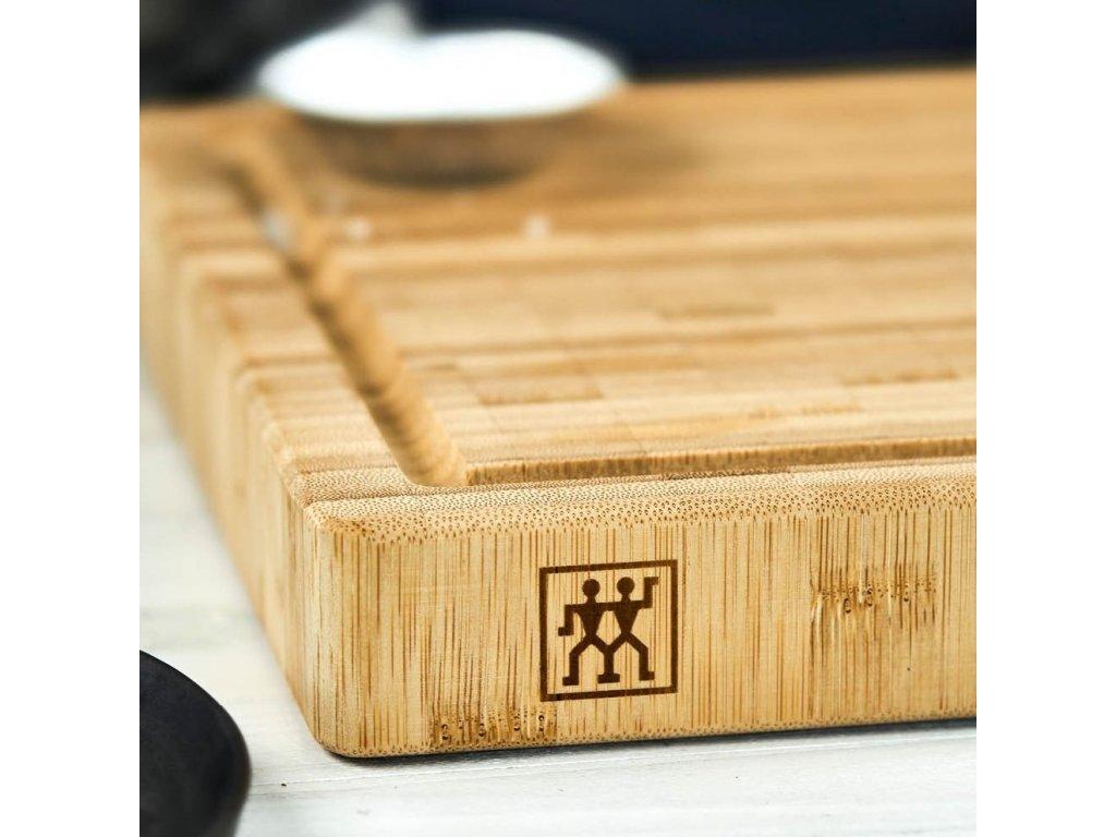 Doska na krájanie bambusová 35,5 x 25 cm ZWILLING