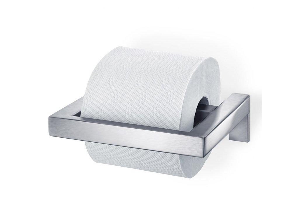 Držiak na toaletný papier matná nehrdzavejúca oceľ MENOTO Blomus