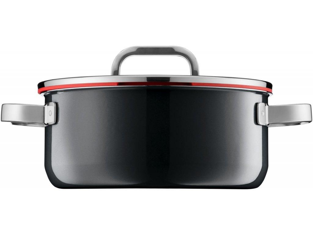 Hrniec 24 cm FUSIONTEC Functional čierny WMF  + ZDARMA Nôž WMF Kineo v hodnote 56,90 €