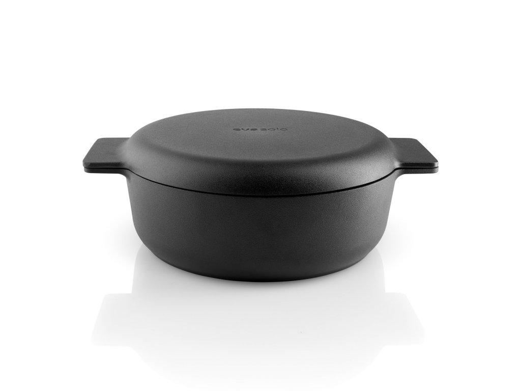 Kastról na soté s pokrievkou Nordic kitchen O 24 cm Eva Solo
