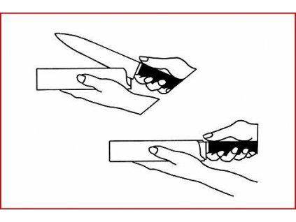 Ochranné puzdro na nože 20,5 x 5 cm WÜSTHOF