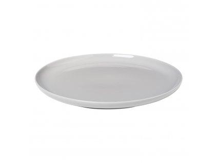 Plytký tanier na hlavné jedlo RO svetlosivý Blomus