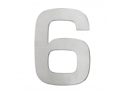 """Domové číslo """"6"""" SIGNO Blomus"""