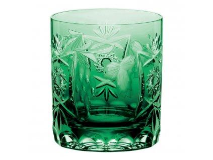 Pohár na whisky Emerald Green Traube Nachtmann