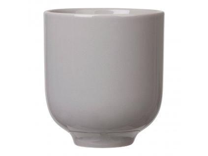 Pohárik na čaj RO sivý Blomus