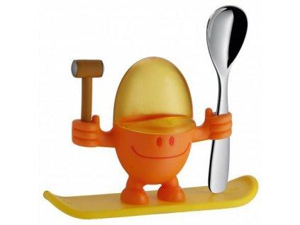 """Stojanček na vajíčka """"McEgg"""" oranžový WMF"""