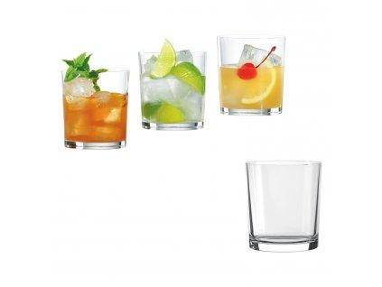 Súprava 4 pohárov na miešané nápoje Spiegelau