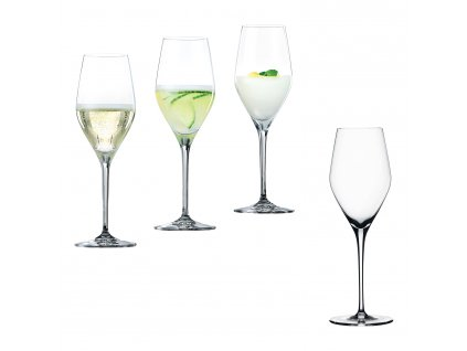 Súprava 4 pohárov na Prosecco Spiegelau