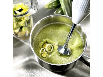Tyčový mixér PROFI Gastro 200 W bielosivý® bamix