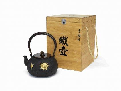Kanvica na čaj Pure Lotus Bredemeijer 1,4 l