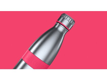 Fľaška TWEE Boddels malinová 500 ml