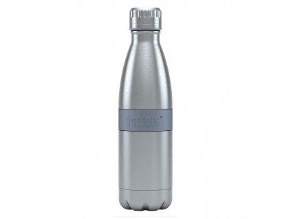 Fľaška TWEE Boddels antracitová 500 ml