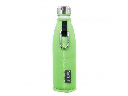 Fľaška DREE Boddels jablkovo zelená 650 ml
