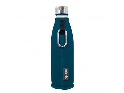 Fľaška DREE Boddels nočná modrá 650 ml