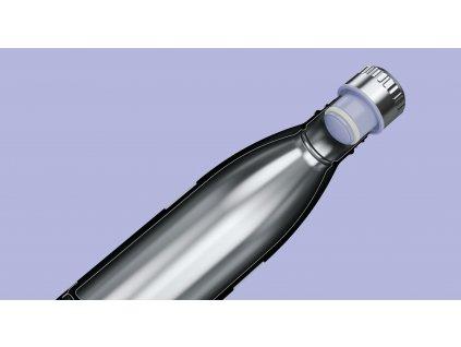 Fľaška TWEE Boddels levanduľová 800 ml