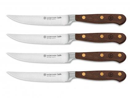 Sada steakových nožov Crafter Wüsthof 4 ks