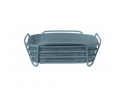 Košík na pečivo Delara Blomus veľký šedý