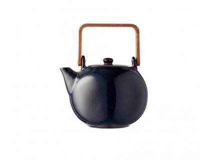 Kanvica na čaj Bitz modrá 1,2 l