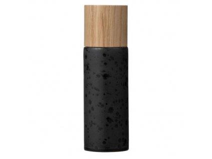 Mlynček na korenie Bitz čierny 16,7 cm