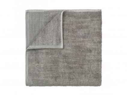 Osuška Gio Blomus šedá 70x140 cm