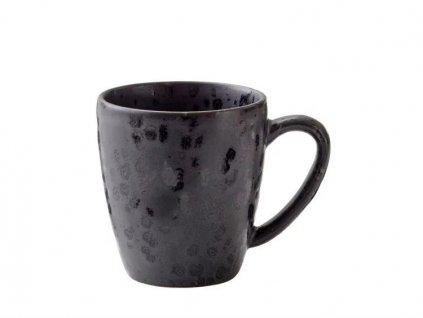 Hrnček Bitz čierny 190 ml