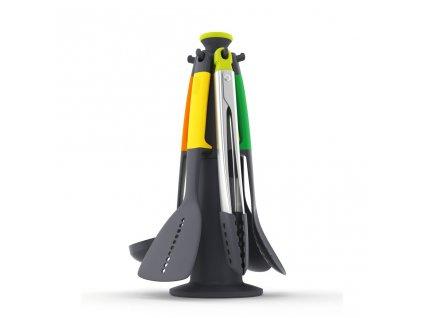 Stojan s nástrojmi a kliešťami Elevate 98991 Joseph Joseph farebné
