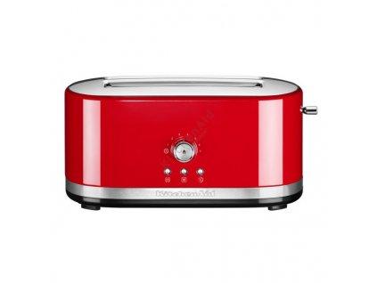 Hriankovač s extra dlhými otvormi 26 cm kráľovská červená KitchenAid