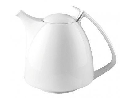 Kanvica na kávu s pokrievkou Tac biela V 1,5 l Rosenthal