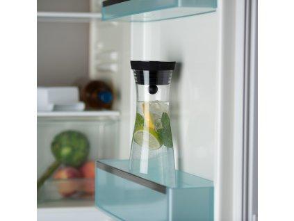 Karafa na vodu čierna Basic 1,5 l WMF