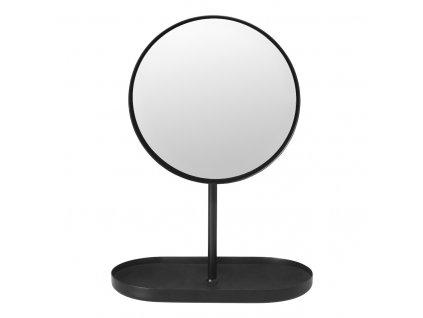 Kozmetické zrkadlo stolné MODO čierne Blomus