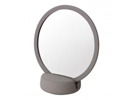 Kozmetické zrkadlo stolné SONO taupe Blomus