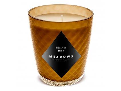 Darčeková kolekcia 3 vonných sviečok mini Shadow Dance Meadows