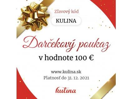 12410 darcekovy poukaz v hodnote 100