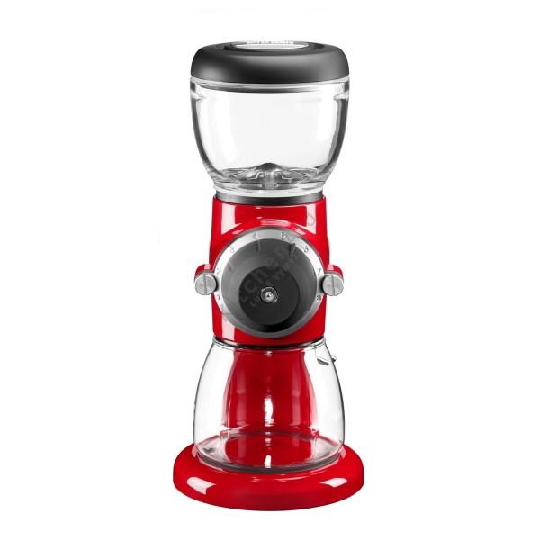Mlynček na kávu Artisan kráľovská červená KitchenAid - KitchenAid Artisan 5KCG0702
