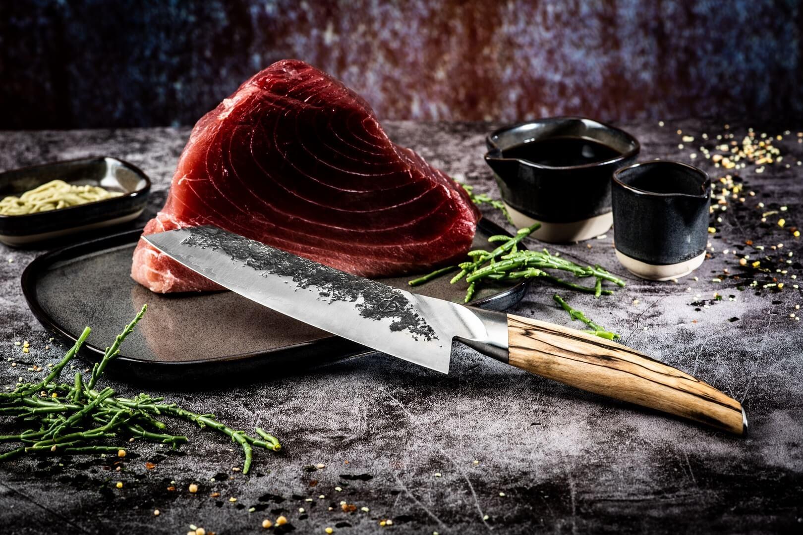 Nôž Santoku Forged Katai 18 cm - FORGED Katai nůž Santoku 18 cm