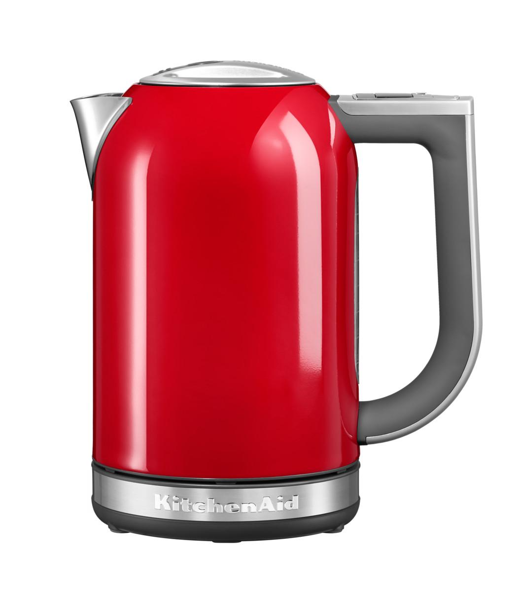 Rýchlovarná kanvica 1,7 l kráľovská červená KitchenAid - KitchenAid 5KEK1722