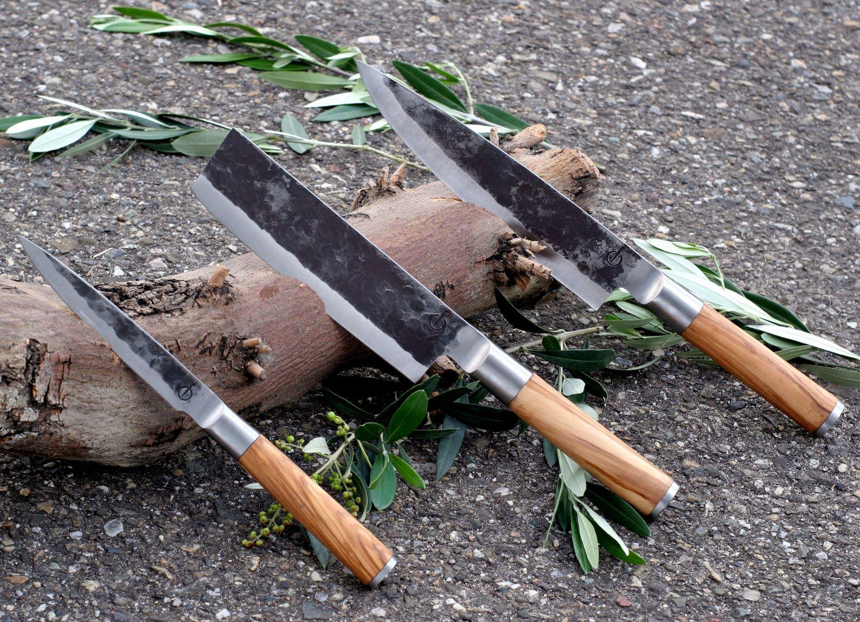 Sada nožov Forged Olive 3 ks - FORGED sada nožů Olive 3ks