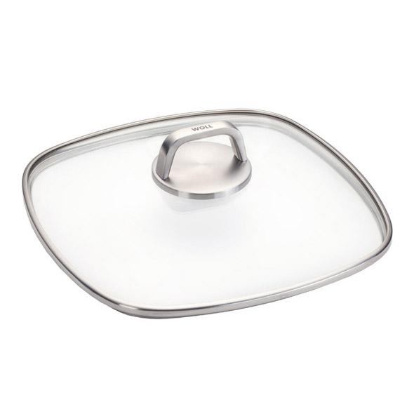 Sklenená pokrievka 22 x 22 cm Diamond Lite PRO WOLL