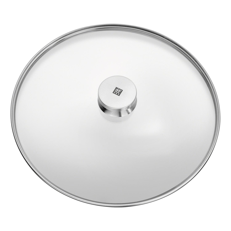 Sklenená pokrievka s úchytom z nehrdzavejúcej ocele O 32 cm TWIN® Specials ZWILLING